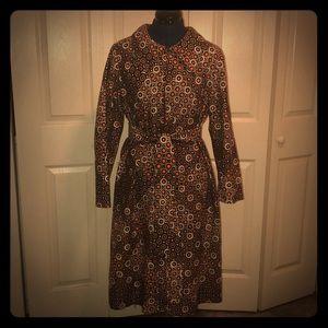 1960's Myrette Dress